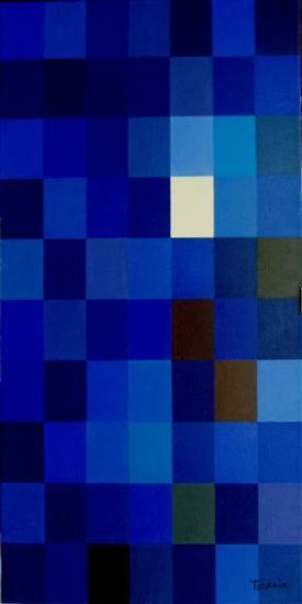 Eveil bleu